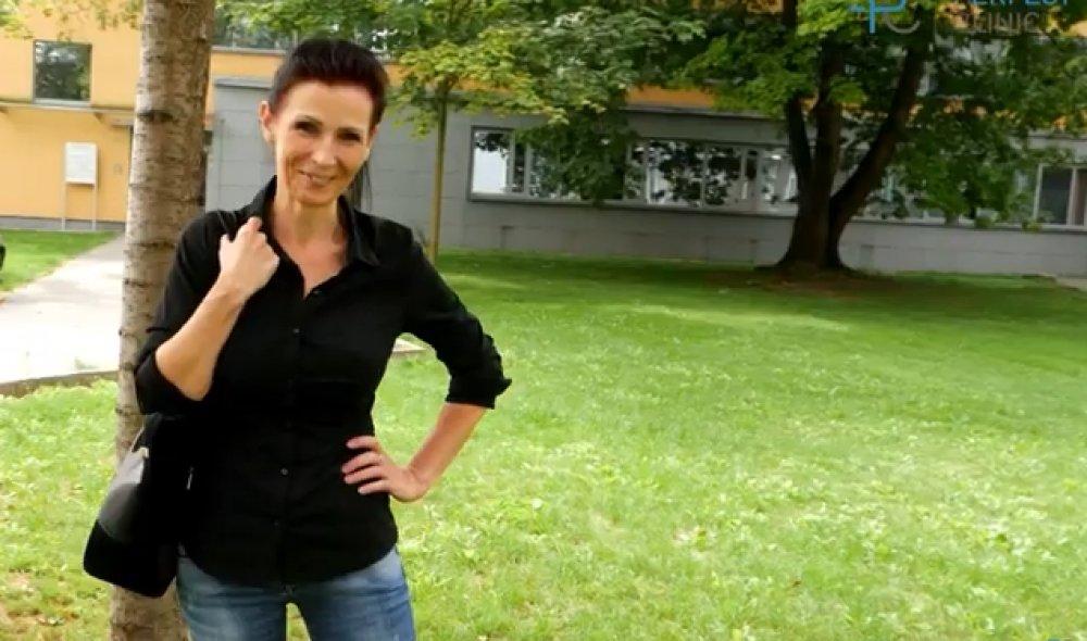 Modelace prsou s augmentací