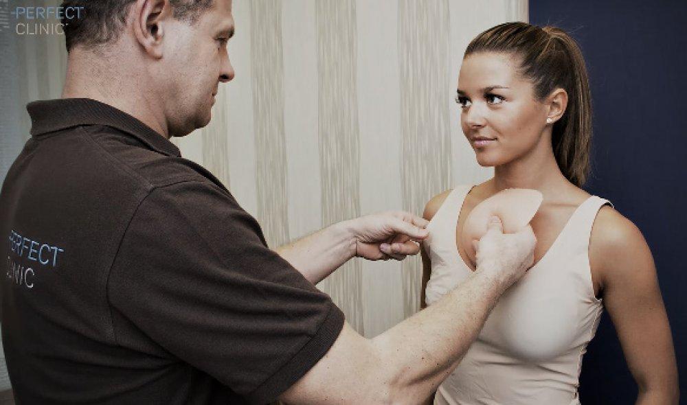 Komplexní kontrola po plastice prsou