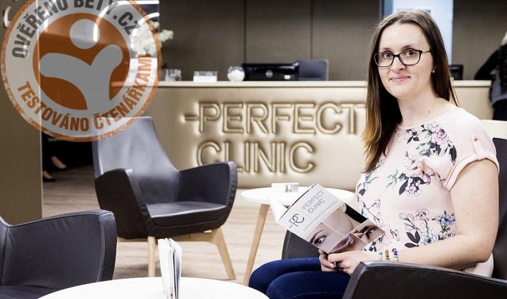 Perfect-Clinic-Klientin über Laserepilation und Besenreiser-Behandlung