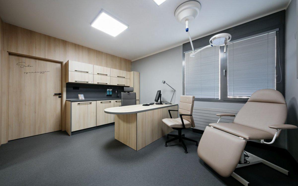 Neues Design der Klinik in Liberec