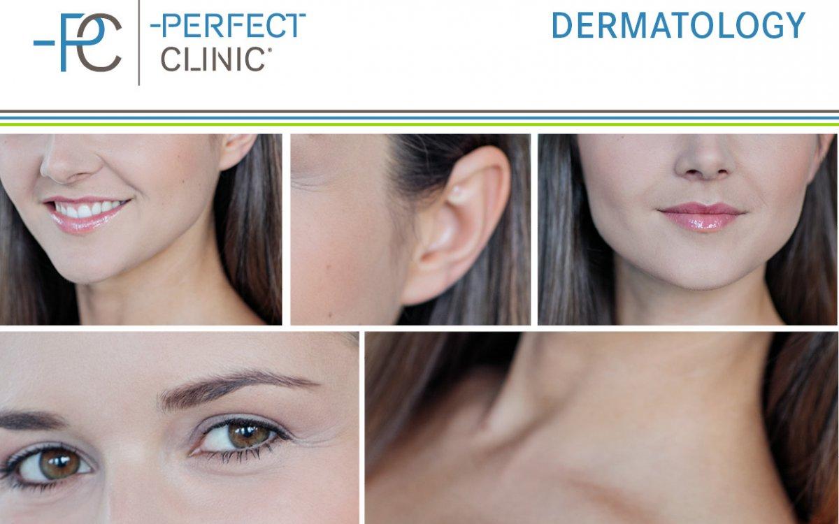 Vánoční benefity Perfect Clinic Dermatology
