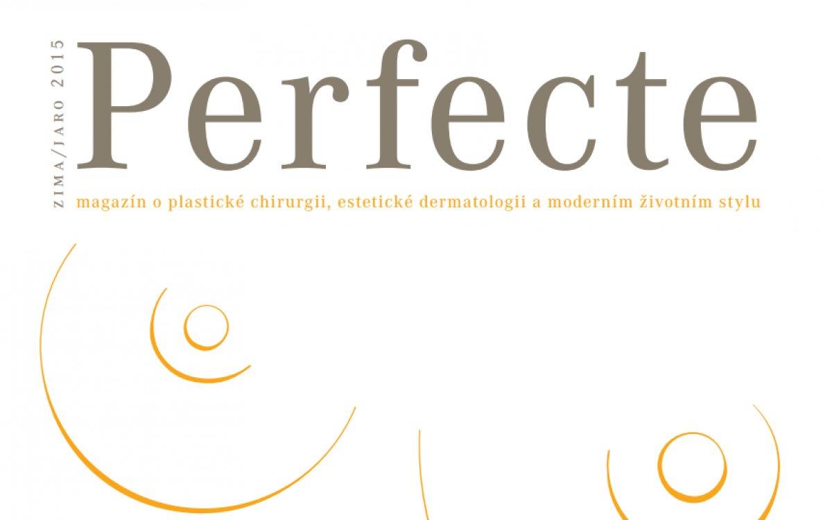 Nové číslo magazínu Perfecte je na světě!