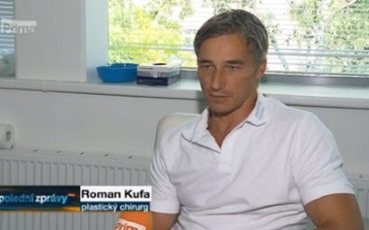 Prima TV Odpolední zprávy / srpen 2013