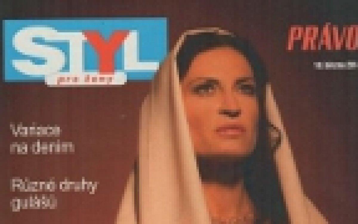 Styl, magazín Práva - březen 2014