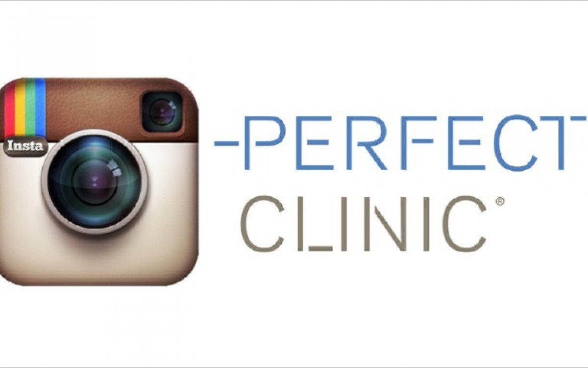 Perfect Clinic na Instagramu