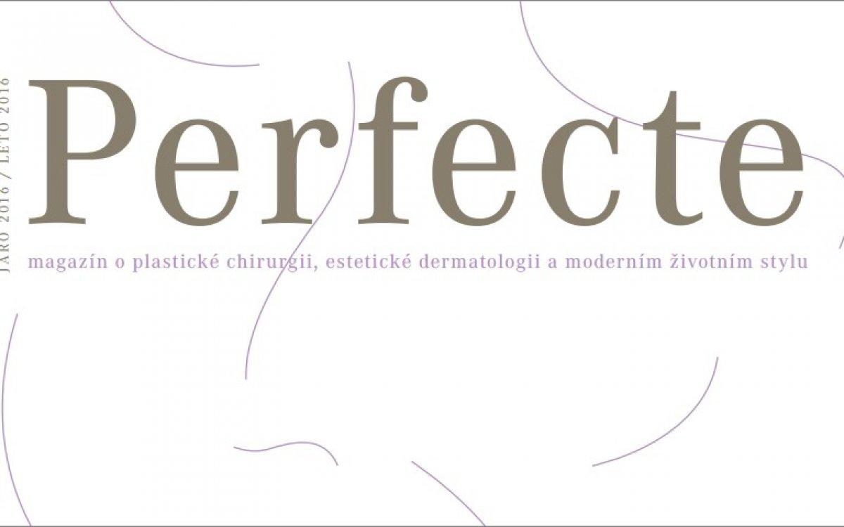 Nové vydání magazínu Perfecte - jaro/léto 2016