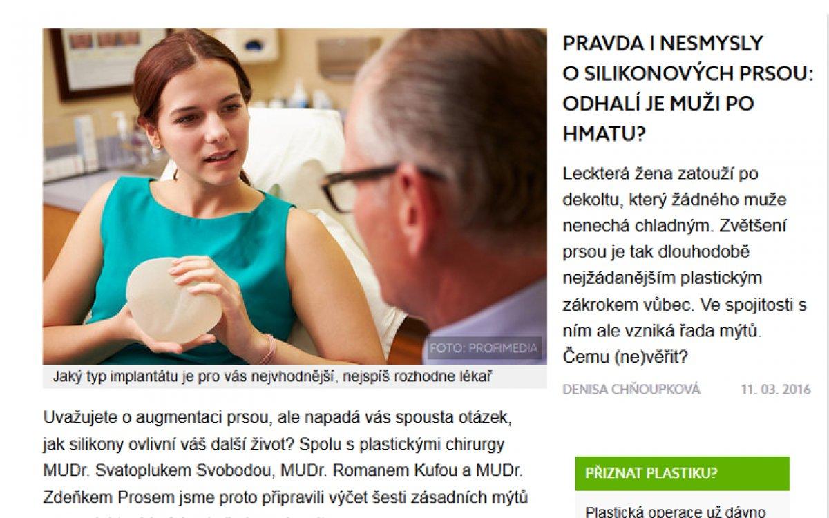 Proženy.cz / březen 2016