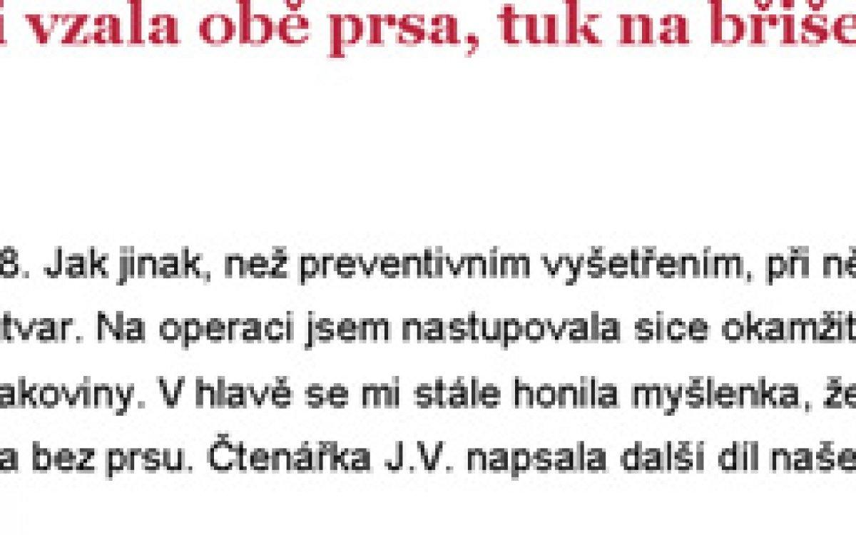 OnaDnes.cz / červen 2011