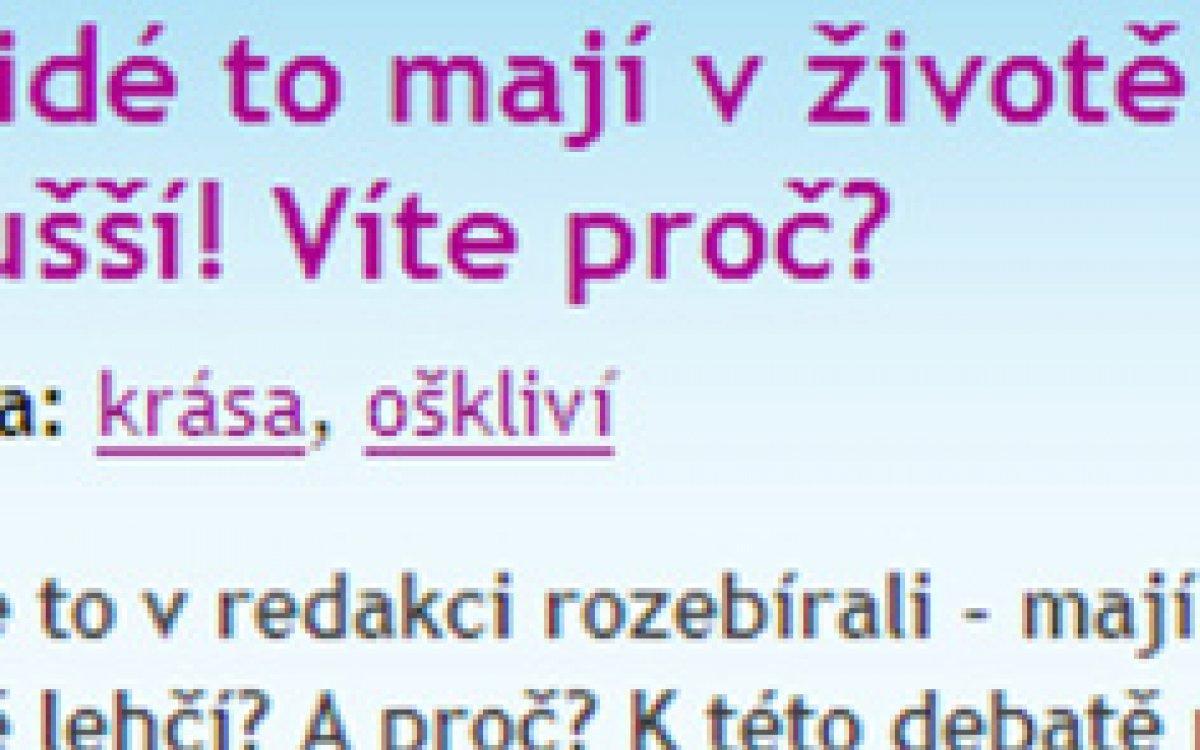 Žena.cz – duben 2011